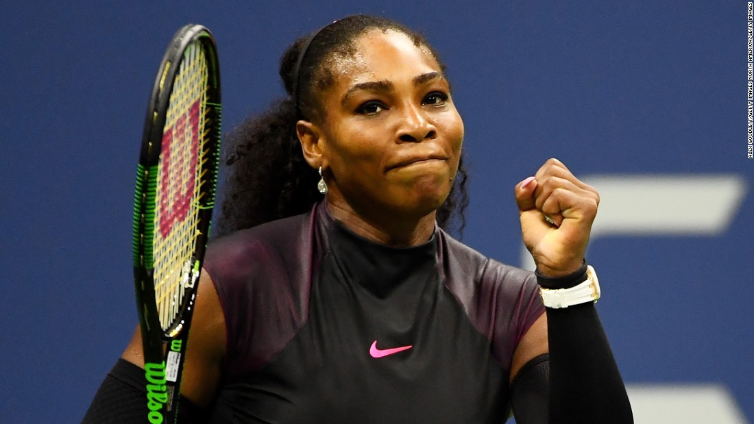 Serena Williams, who lost to Kerber in last year's final, is seeking to claim a record 23rd major -- no one in the Open Era has won more -- in 2017.