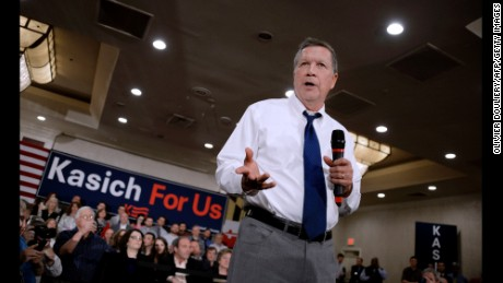 Kasich: World leaders 'just not sure' where Trump stands