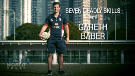 Sevens Skills with Gareth Baber - Passing