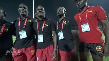 The 'Rugby Cranes' on the rise