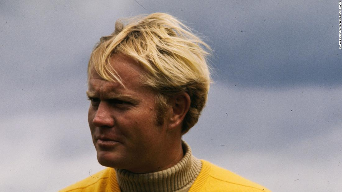 Another British Open title came at St Andrews in 1970 at the age of 30 for Nicklaus' eighth major, taking him ahead of Palmer.