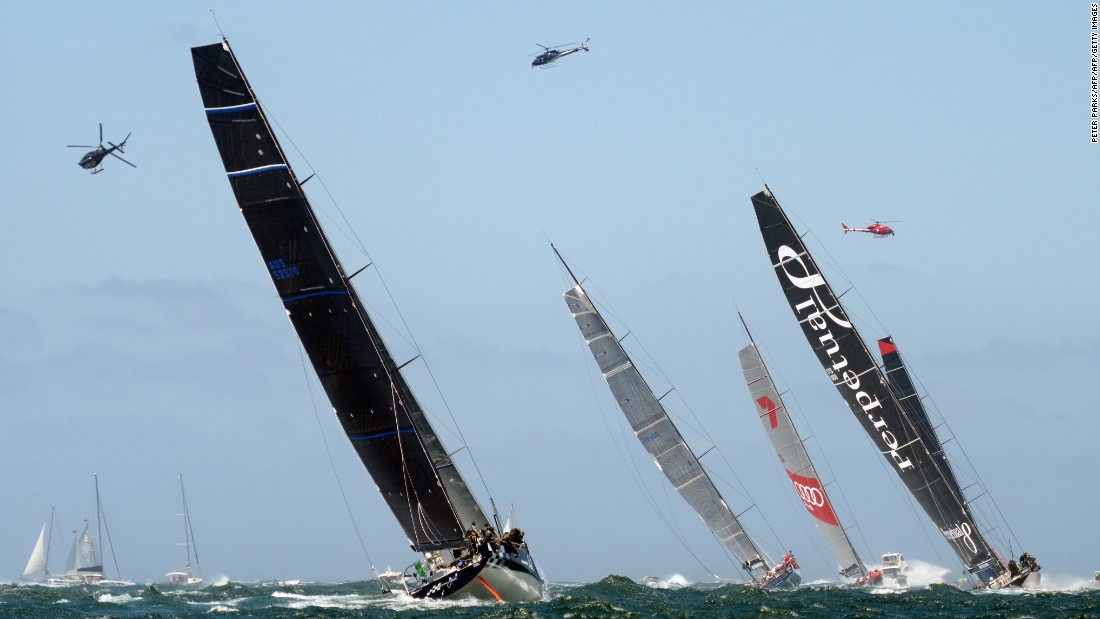 "Who will win the 72nd Sydney Hobart yacht race? Comment on our <a href=""https://www.facebook.com/cnnsport/"" target=""_blank"">CNN Sport Facebook page</a> and have your say today."