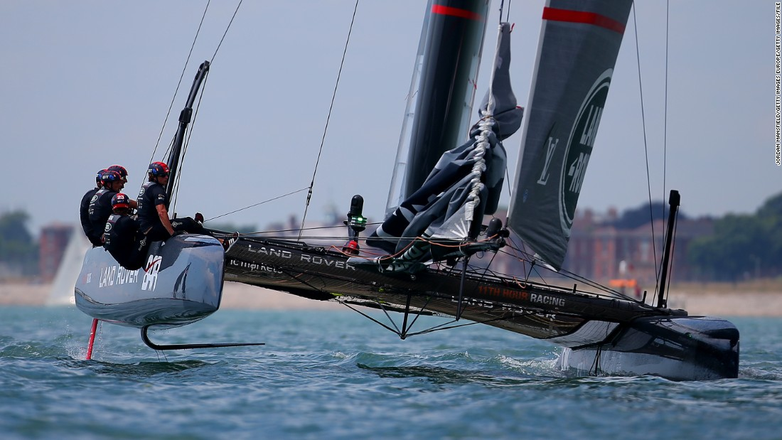 Ben Ainslie is hoping his team's wide-ranging use of non-sailing technology will help Land Rover BAR become Britain's first America's Cup champion in 2017.