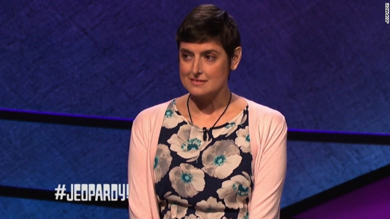 'Jeopardy!' champ's brother: She was glowing