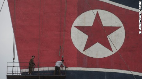 An adviser to Canadian Prime Minister Justin Trudeau has arrived in Pyongyang, the state-run Korean Central News Agency reported.