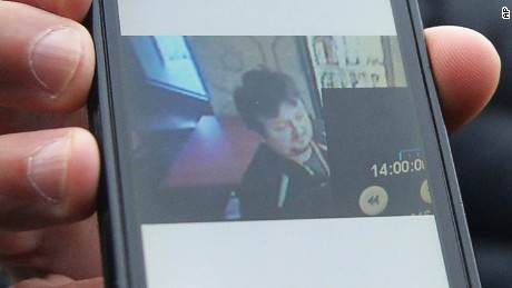 Lukasz Urban, shown in a photo on the phone of his cousin Ariel Zurawski, was found dead in the truck.