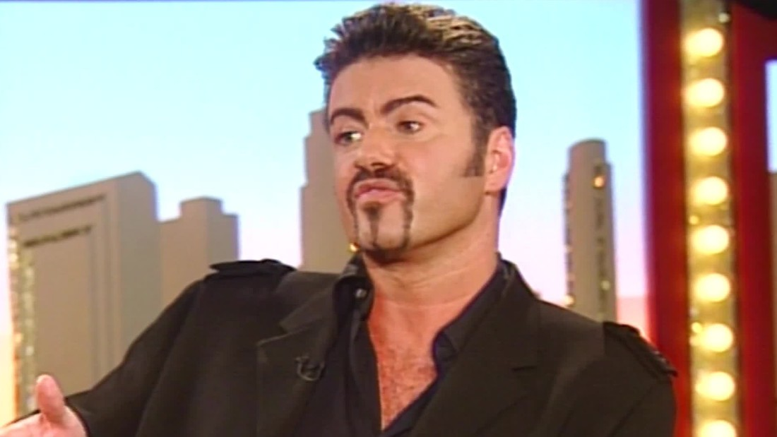 1998: George Michael comes out in CNN interview
