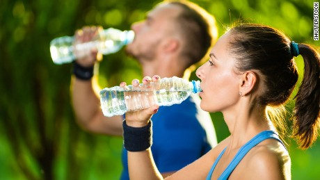 What to eat before, during and after a workout