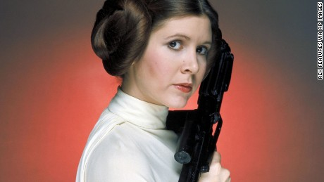 Why we loved Carrie Fisher