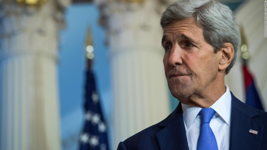 John Kerry's mission to save diplomacy