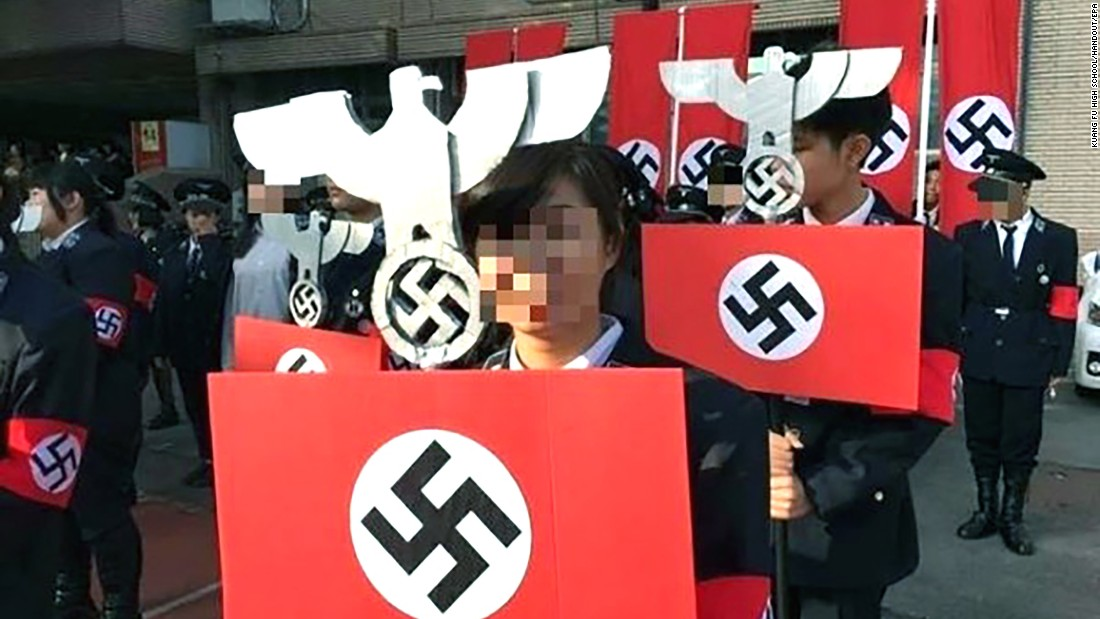 Nazi Chic Why Dressing Up In Nazi Uniforms Isn T As