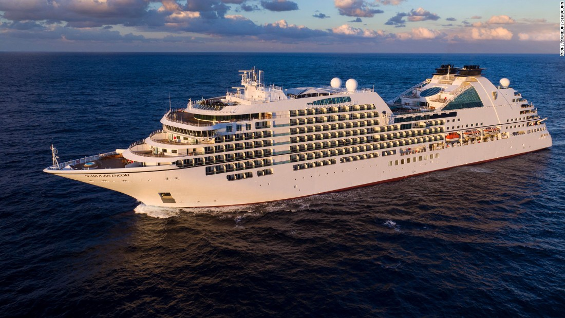 Of The Best New Cruise Ships Launching In CNN Travel - Biggest and best cruise ships