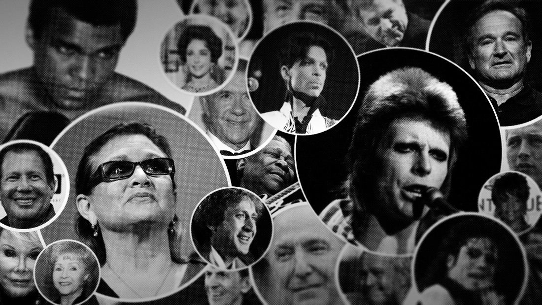 Celebrity deaths cnn election