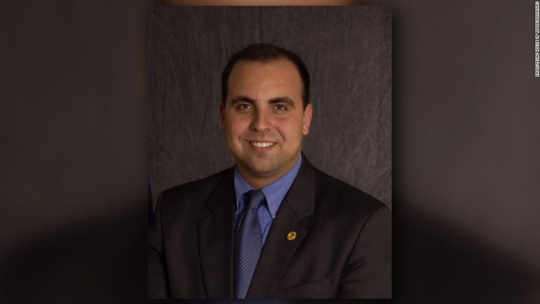 'Stray' bullet hits Texas legislator in the head at New Year's celebration