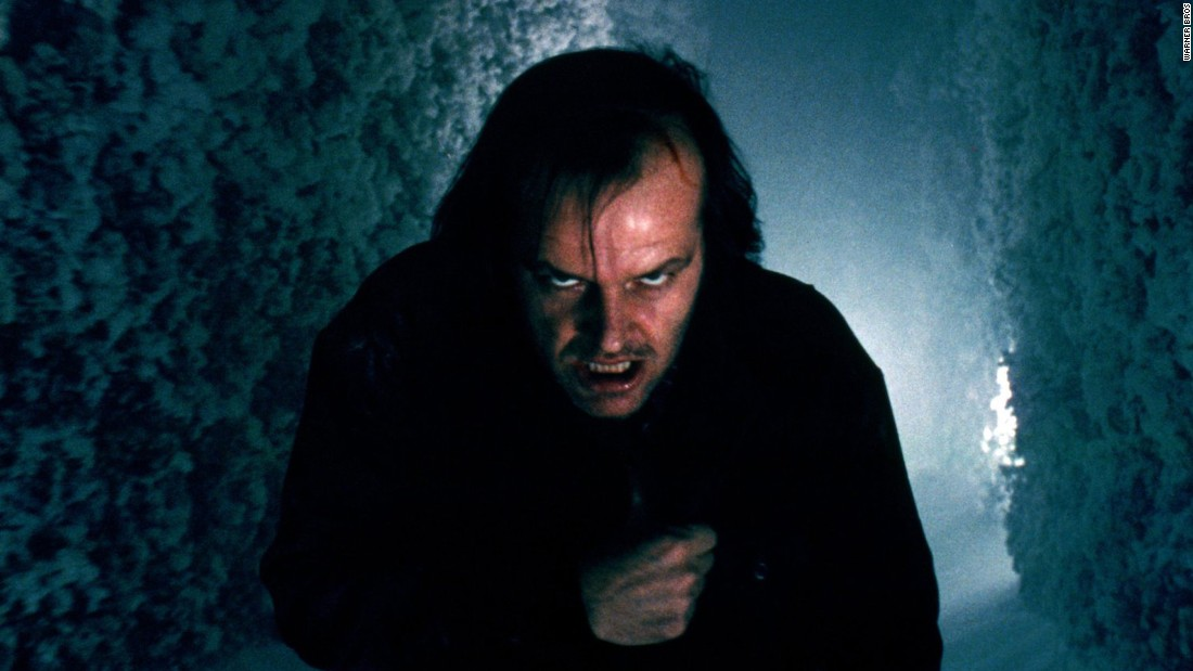 "<strong>""The Shining""</strong>: Jack Nicholson is at his scariest in this winter nightmare.<strong> (Netflix)</strong>"