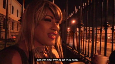 Helping sex workers on the streets of Costa Rica
