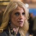 Kellyanne Conway Trump Tower 1215 RESTRICTED