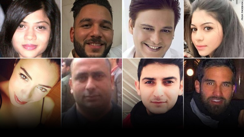 Turkey nightclub attack claims victims from 14 countries