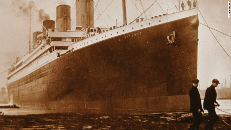 Did a coal fire sink the Titanic?