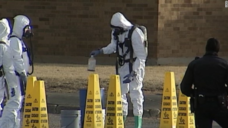 4 children dead after pesticide treatment