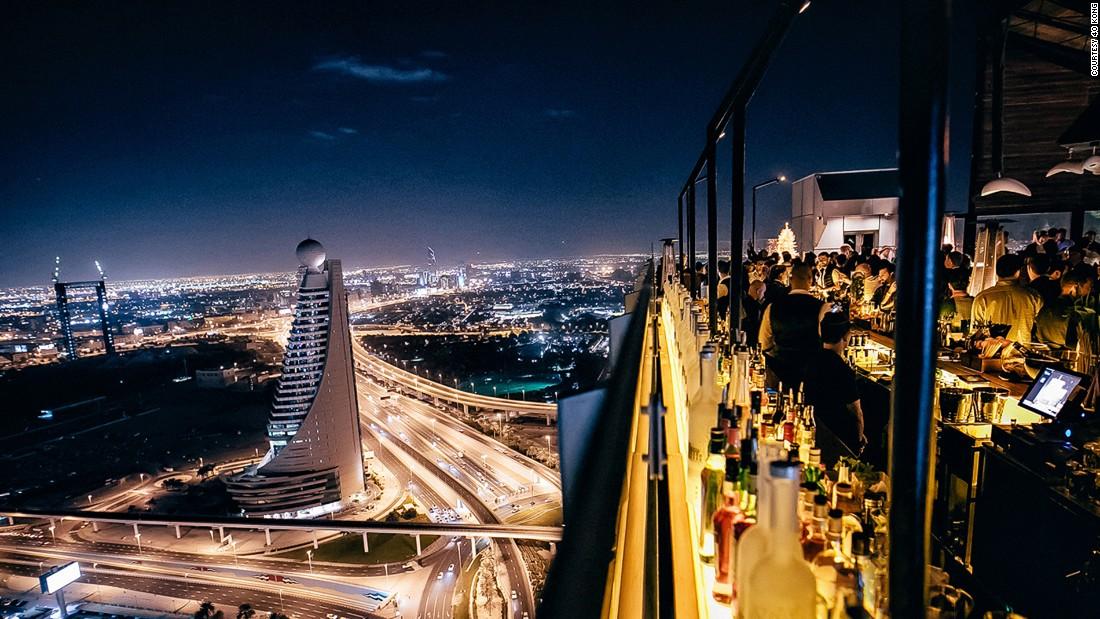 Dubai in the sky: Top 12 high altitude dining experiences