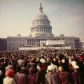 33 U.S. presidential inaugurations RESTRICTED