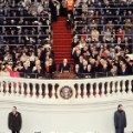 36 U.S. presidential inaugurations RESTRICTED