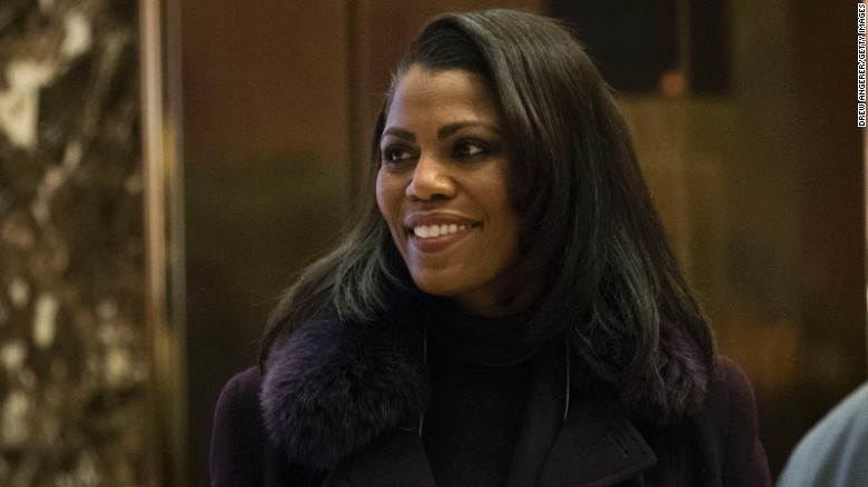 Former 'Apprentice' star Omarosa leaving White House