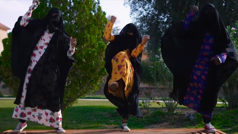 Saudi music video on women's rights goes viral
