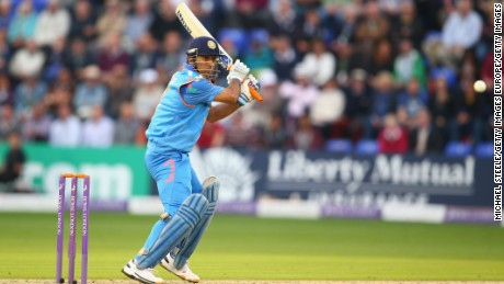MS Dhoni was the first captain to win cricket's three major limited-overs titles.