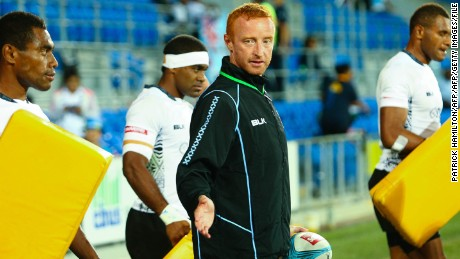 Ben Ryan: Hollywood and British Lions beckon for Fiji's rugby hero?