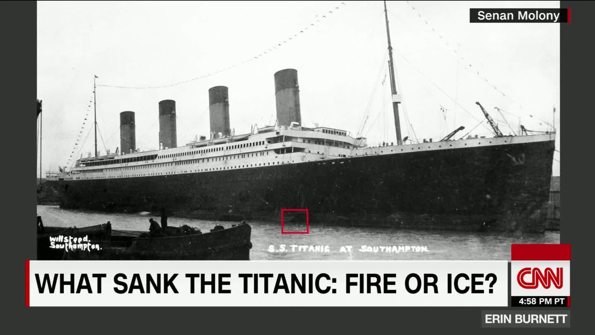 How Many Years Ago Did The Titanic Sink When Did Titanic