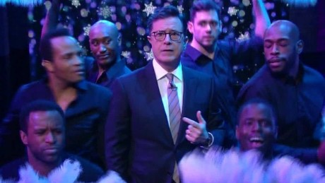 colbert spoofs mariah carey daily hit newday_00002504