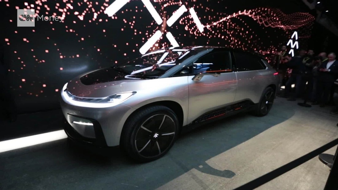 "CNN's Supercharged show was given a tour of the all-electric car by its chief designer Richard Kim and an exclusive peak at the interior. <br /><a href=""http://edition.cnn.com/videos/tv/2017/01/23/faraday-future-exclusive-backseat.cnn""><br />Watch: Inside the FF91 </a>"