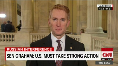 Sen. Lankford:  No doubt Russia behind hacks