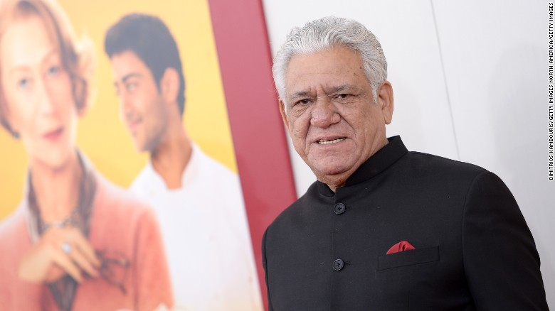Indian actor Om Puri dead at 66