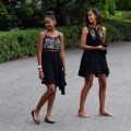 11 Sasha and Malia Obama FILE