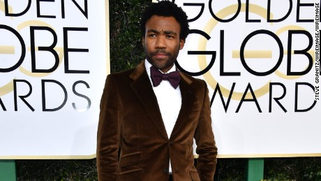Actor/producer Donald Glover attends the 74th Annual Golden Globe Awards at The Beverly Hilton Hotel on January 8, 2017 in Beverly Hills, California.