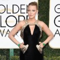 golden globes 2017 - Blake Lively