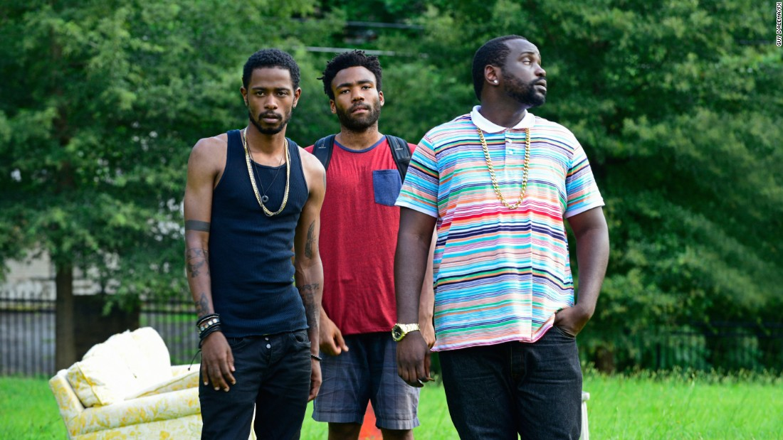 "<strong>Best television series -- musical or comedy: </strong>""Atlanta"""