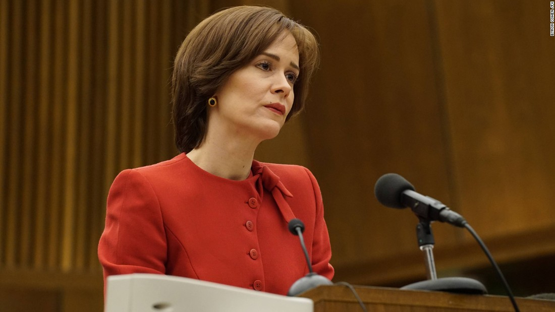 "<strong>Best supporting actress in a series, miniseries or television film:</strong> Sarah Paulson, ""The People v. O.J. Simpson: American Crime Story"""