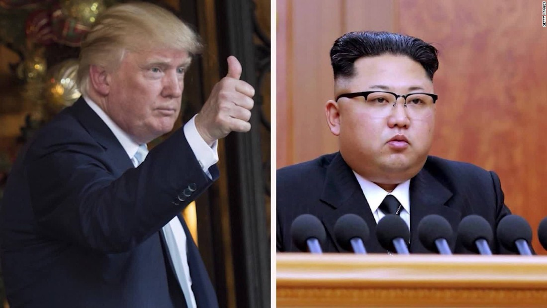 North Korea sends message to Trump amid threat to fire missile 'at any time'