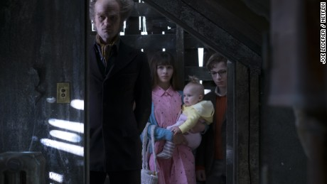"Neil Patrick Harris in ""A Series Of Unfortunate Events"""
