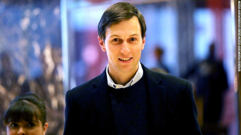 Kushner to lead new American Innovation office