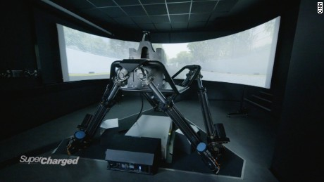 Simulators a virtual necessity in Formula E