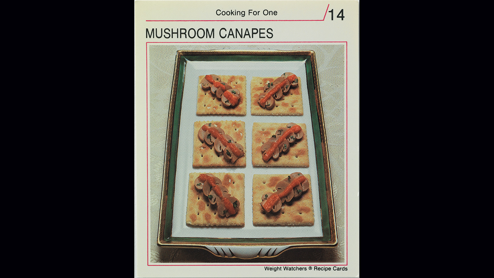 This is what dinner party food looked like in the 1970s