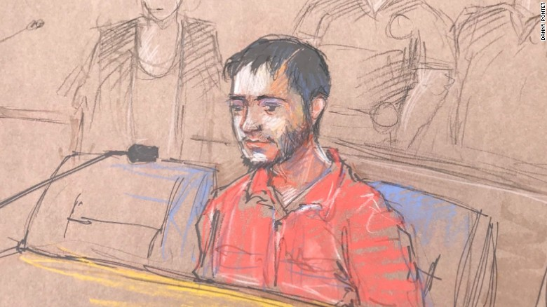 Fort Lauderdale suspect charged in court