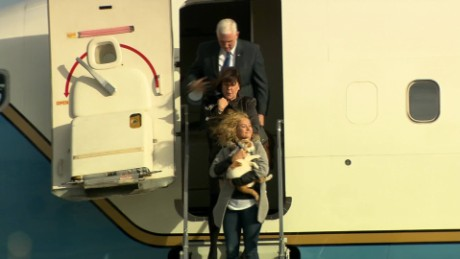 mike pence takes pets on airplane _00001330.jpg