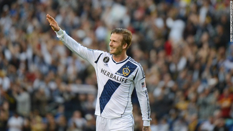 Alexi Lalas on signing David Beckham