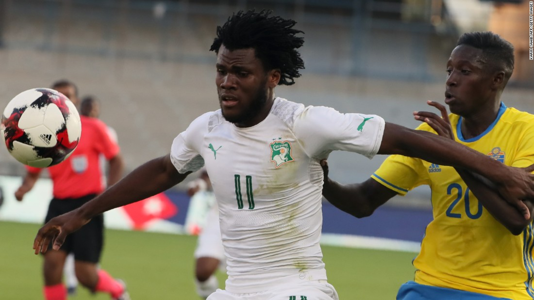 <strong>Franck Kessie, Ivory Coast: </strong>The 20-year-old midfielder might return from AFCON having swapped current Italian club side Atalanta for a European heavyweight, with Chelsea having reportedly had a big bid rejected for him, according to the player's agent. Kessie has six goals in 16 games for Atalanta so far this season and his all-action style has drawn comparisons with compatriot Yaya Toure, who has now retired from international football.
